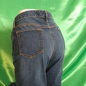 Eddie Bauer bootcut Jeans. Size 4